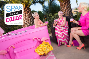 Spas for a Cause PR image